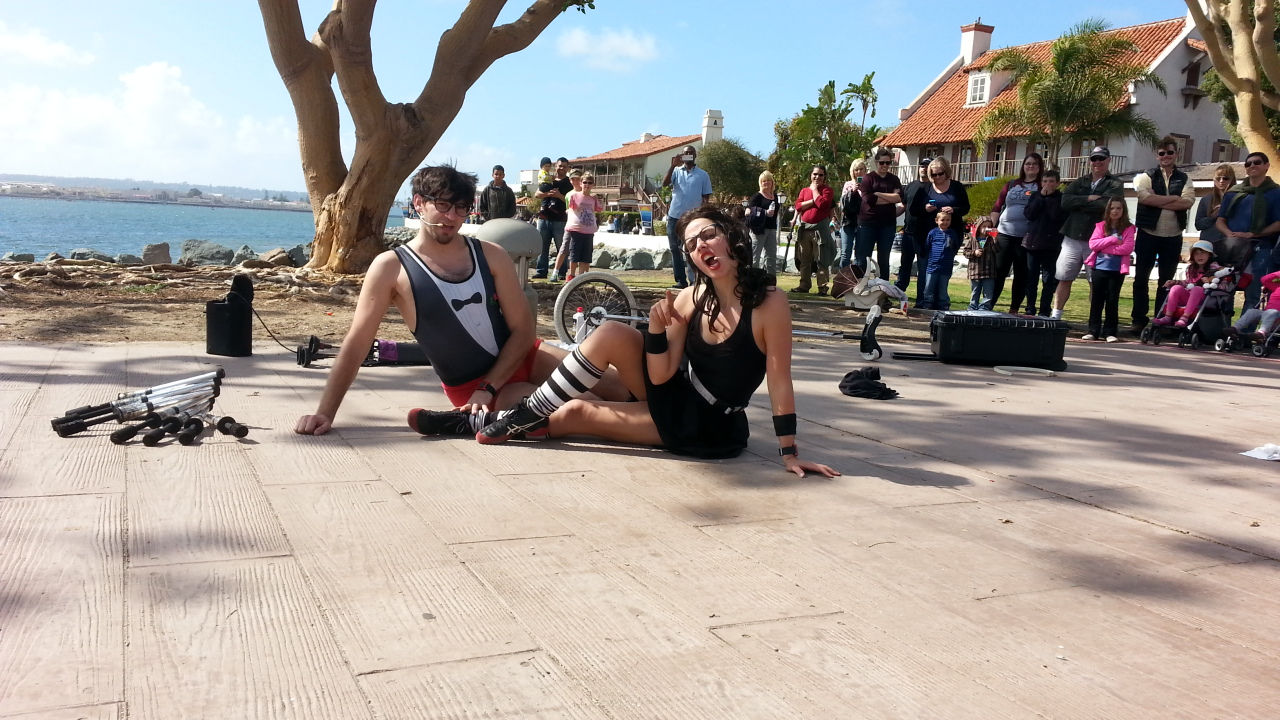 Seaport Village Buskers Festival